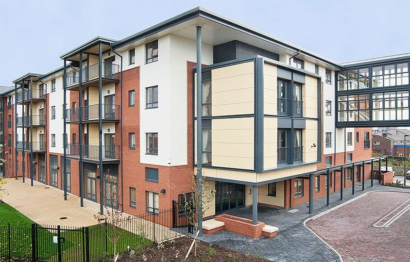 Abbots Wood Extra Care Village